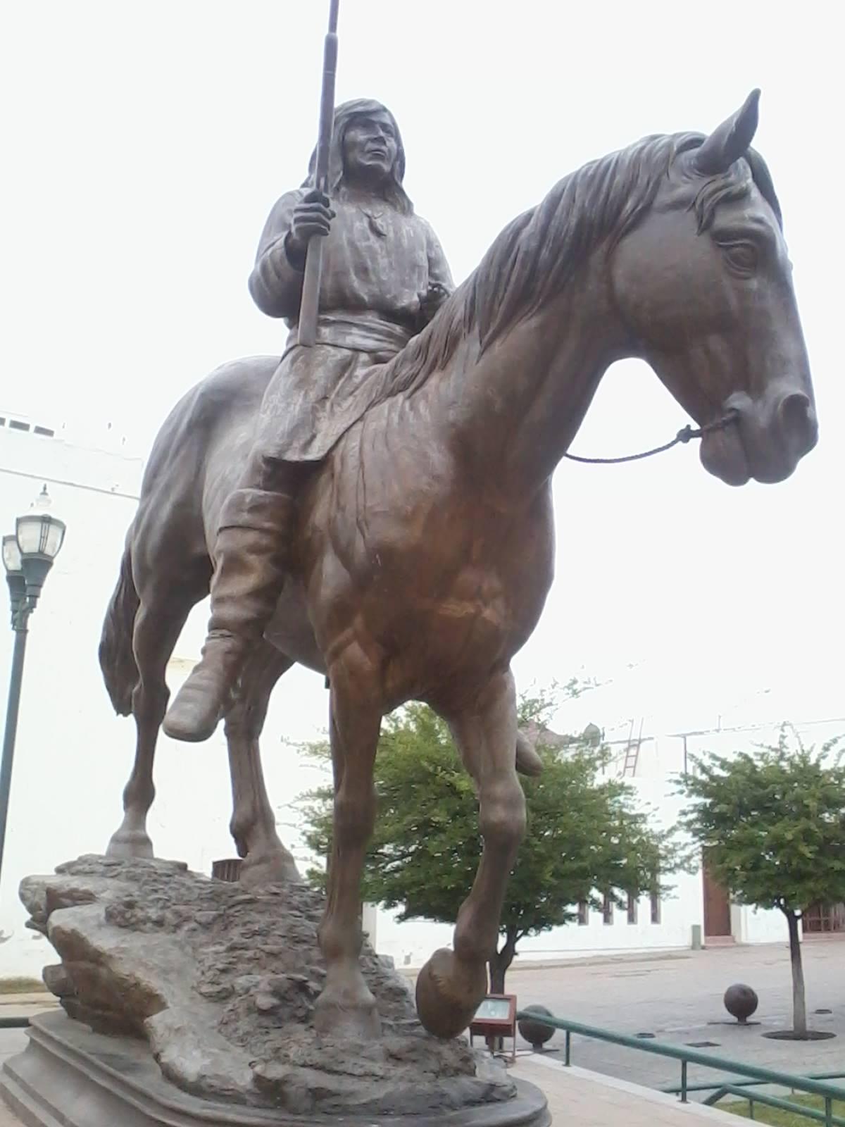 El legendario indio Victorio