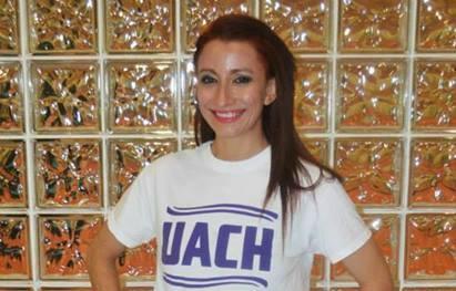 Entrevista a Mónica Martínez entrenadora del equipo representativo de jazz de la UACH