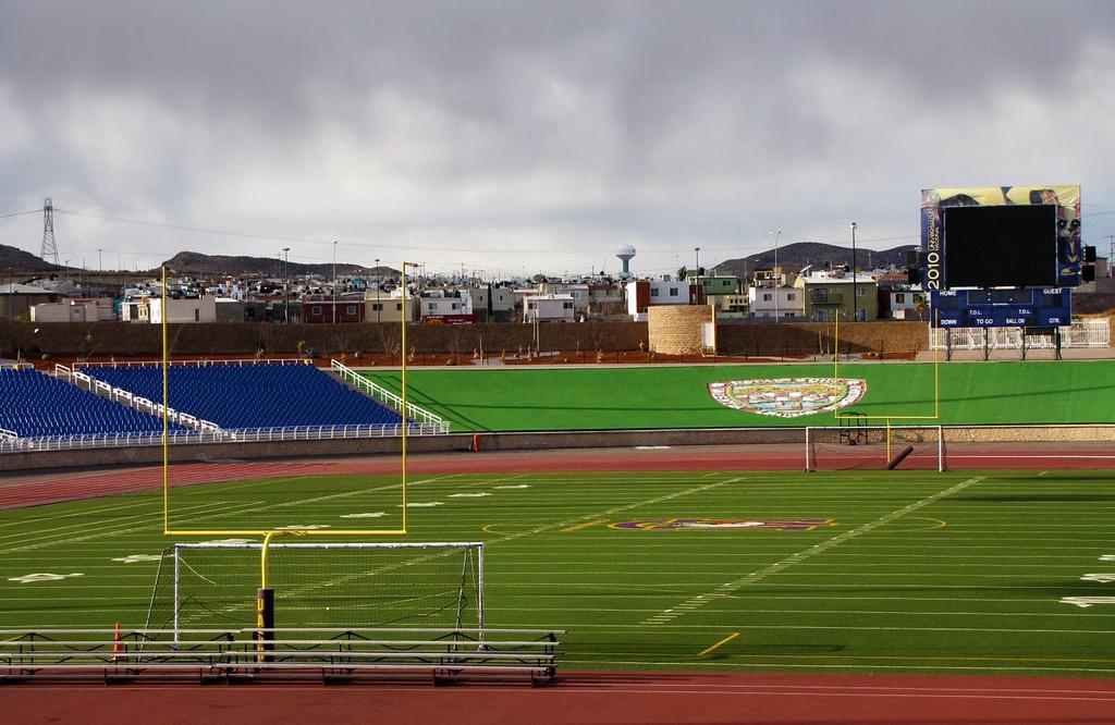 Estadio Olímpico Universitario un recinto netamente deportivo
