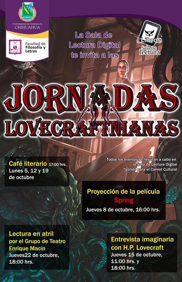 Jornadas Lovecraftnianas 2015
