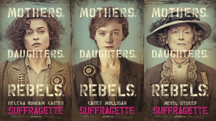 """Colectivo Feminista presenta película """"Sufragistas"""", en la Facultad de Filosofía y Letras"""
