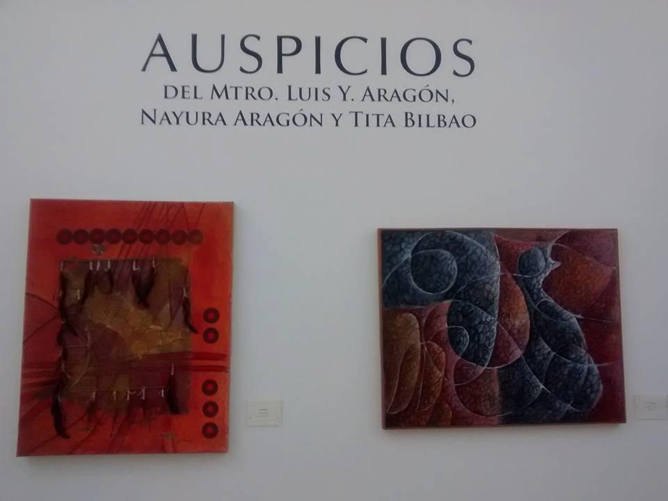 Exposición Auspicios.