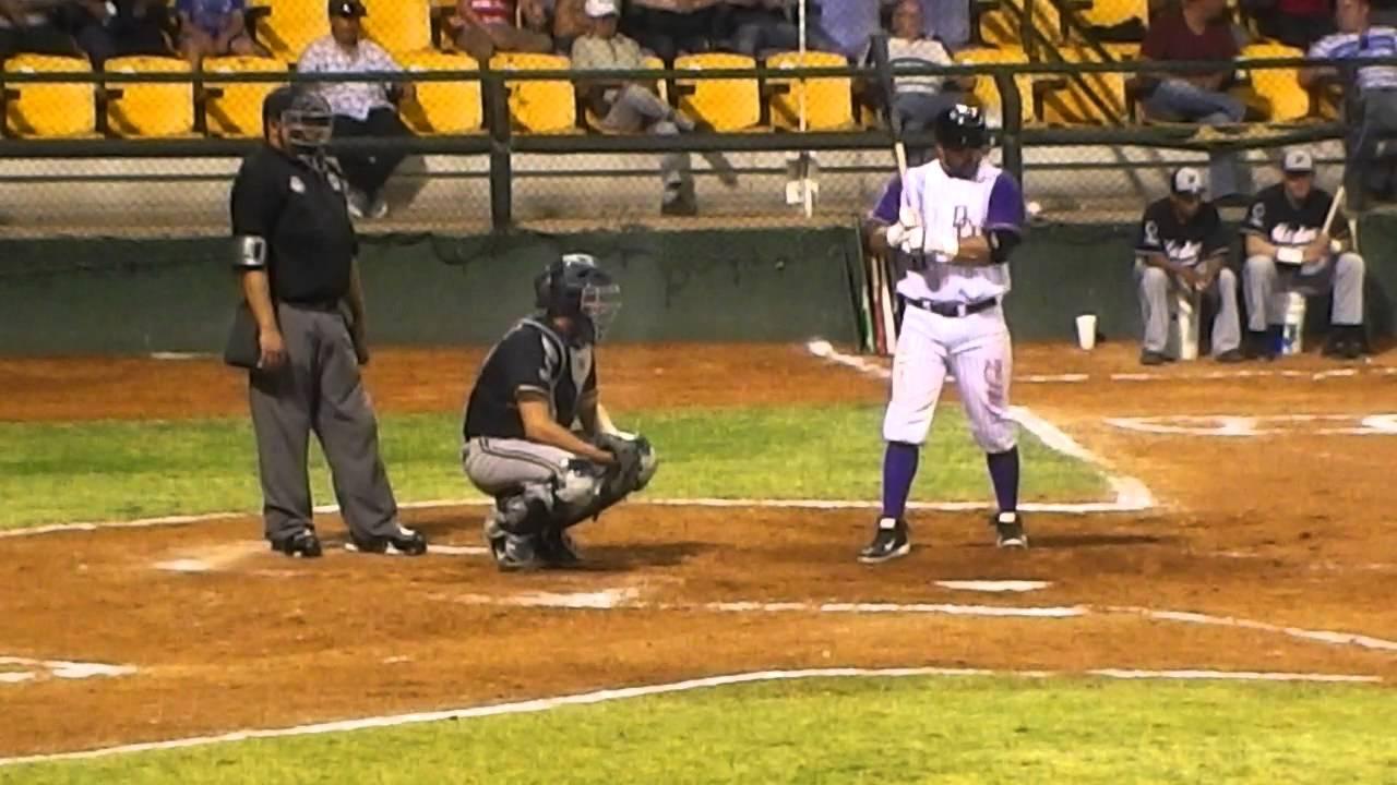Es hora del beisbol, Dorados de Chihuahua vs. Venados de Madera.