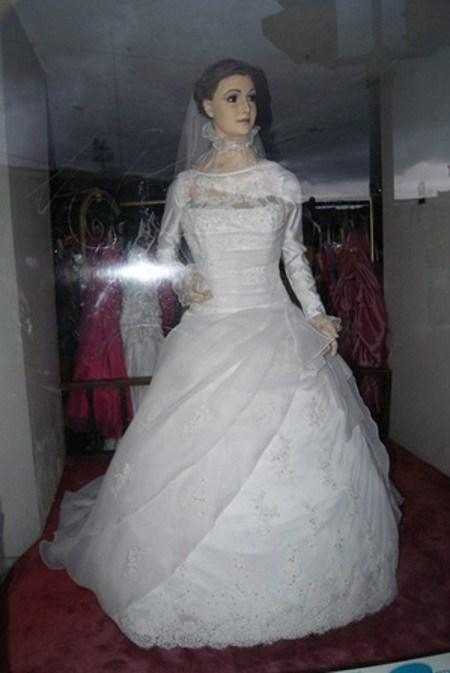 La novia más bonita de Chihuahua.