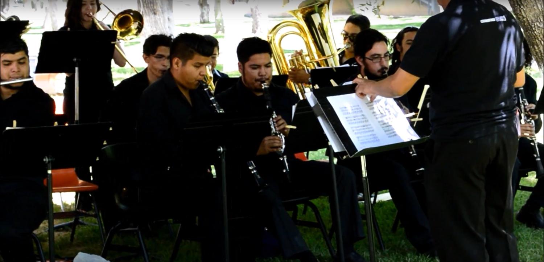 Orquesta Sinfónica de la Facultad de Artes.