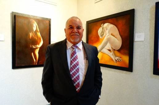 "Presenta ""Retrospectiva"", David Homero Rendón"