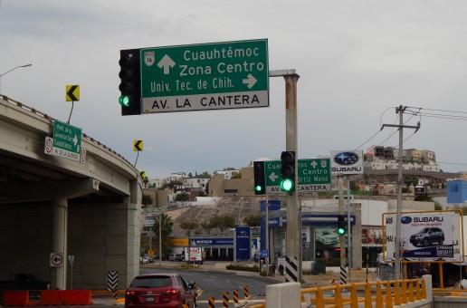 Vialidad La Cantera