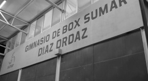 Gimnasio de Box Díaz Ordaz