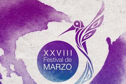 Inauguración del Festival de Marzo de la Facultad de Artes